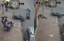 Hombre se enfrenta a ladrones, los desarma y mata a uno en Bogotá