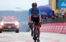 Egan Bernal, el mejor colombiano en la Tirreno Adriático
