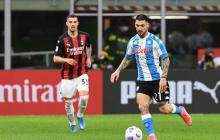 """El Nápoles tumba al Milan y da medio """"Scudetto"""" al Inter"""