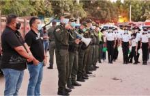 El barrio Las Moras tendrá dos nuevos frentes de seguridad