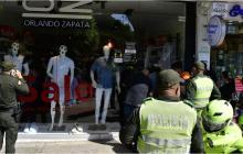 Las similitudes de 2 robos en Barranquilla en menos de 48 horas