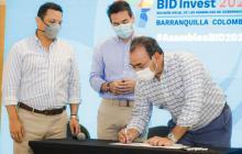 Asocapitales y el BID anuncian recursos para proyectos ambientales