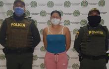 A la cárcel mujer que habría participado en homicidio de su esposo
