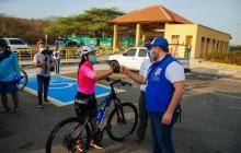 Se reactiva plan de movilidad para ciclistas