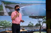Alcalde Pumarejo presentó en el BID la Barranquilla del futuro