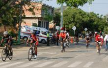 Más de 200 ciclistas participaron en 'La Clásica Apertura Temporada 2021'