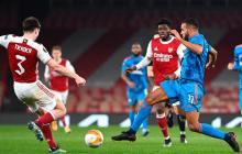 El Arsenal resiste y pasa a cuartos de la Europa League