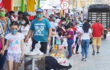 Preocupa el aumento de casos de covid en Santa marta: viceministro de Salud
