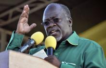 Muere de covid el presidente de Tanzania que nunca creyó en el coronavirus