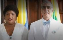 Tú saliste malandrina, ambiciosa: filtran audios de Dau contra Cynthia Pérez