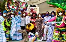 En la Asamblea del BID se vive la tradición oral del Carnaval