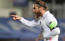 Sergio Ramos se retira del entrenamiento; Hazard no será operado