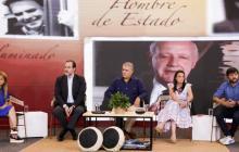 Enrique Iglesias, homenajeado en la Asamblea del BID