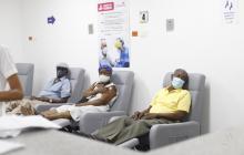 Llegaron 2.281 nuevas dosis de vacunas de Sinovac a Cartagena