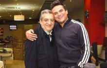 El homenaje póstumo de Silvestre a su padrino Jorge Oñate