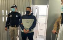 Extraditan a EE. UU. a alias Orejas, primo de 'Otoniel'