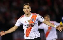 El Celta confirma el interés por el barranquillero Santos Borré
