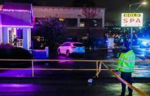 Pánico por tiroteo en un supermercado en Estados Unidos