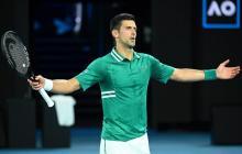 """""""Novak es uno de los mejores deportistas de la historia"""": padre de Djokovic"""