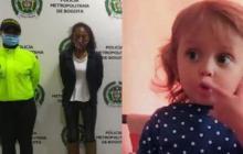 Intentan linchar a la madre de Sara Sofía en la cárcel