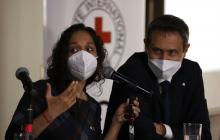 Cruz Roja dice que aún existen cinco conflictos en Colombia