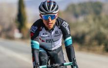 Esteban Chaves fue segundo en la tercera etapa de la Volta Cataluña