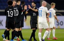 Goretzka, Havertz y Gündogan dan la victoria a Alemania