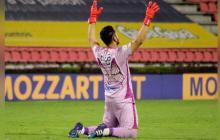 Dura pelea por la clasificación en la Liga colombiana