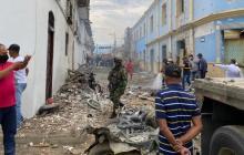 Esto es lo que se sabe del atentado en Corinto, Cauca
