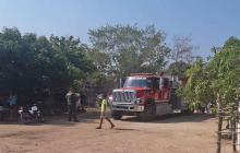 9 niños y una mujer embarazada, entre los 40 intoxicados en Puerto Giraldo