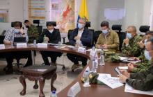 Duque señaló a disidentes de Farc como autores de ataque en Cauca