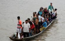 Por desplazamientos en Arauca, decretan calamidad pública