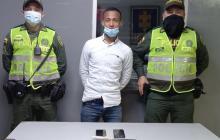 Capturan a presunto ladrón que atracó a un taxista