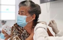 En el Magdalena 500 adultos mayores se resisten a la vacuna
