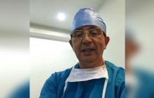 Fallece el anestesiólogo Abel Palomino Andrade por covid-19