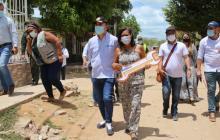 Entregan 366 mejoras de vivienda en Riohacha