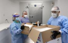 Minsalud asignó otras 244.800 dosis para personal de la salud