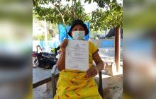 """Registraduría """"resucitó"""" a adulta mayor dada por muerta en Santa Marta"""