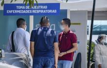 38 muertos y 1.986 nuevos contagios de covid en Atlántico