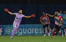 Jaguares 0, Junior 2: venció, convenció y está a un paso de la clasificación
