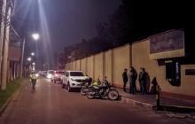 Hombres vestidos de Policía cometieron el robo: Conferencia Episcopal