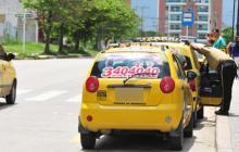 Vuelve y juega: buscan regular el taximetro en Barranquilla