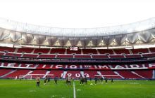 La Uefa suprime el límite del 30% de público en los estadios