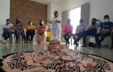 """Se lanzó el documental """"Vivencias wayuu en tiempos de pandemia"""""""