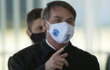 Bolsonaro afirma que será el último brasileño en vacunarse contra la covid-19