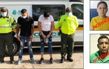 Desarticulan banda delincuencial 'los Cirujanos'