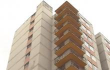 Muere niña de dos años al caer de décimo piso de edificio en Bogotá