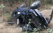 Un muerto en accidente deja el Sábado Santo en Barrancas, La Guajira