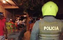 609 covid-fiestas intervenidas y 12 negocios cerrados en Cartagena