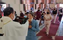 Plegaria por enfermos de covid-19 en este Domingo de Resurrección